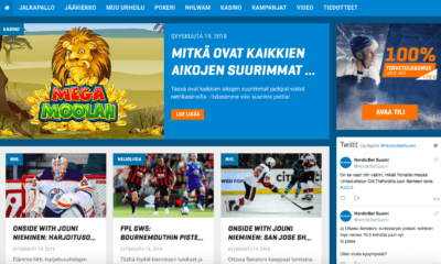 Nordicbet blogi
