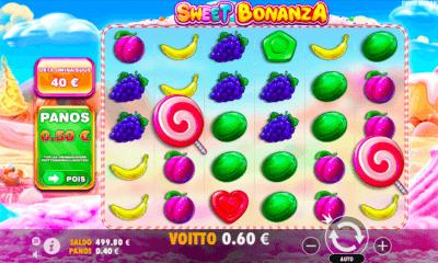 Sweet Bonanza slotti