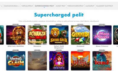 Supercharged slotit