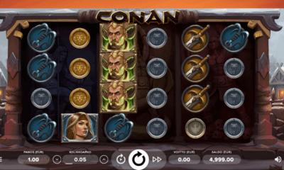 Conan slotti