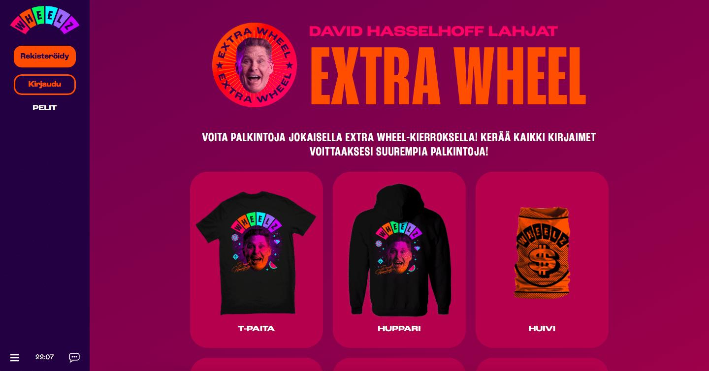 Extra Wheel